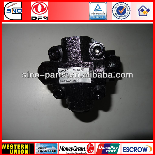 auto power steering pump 6BT 4937729 power steering pump for cummins 4bt