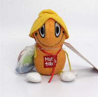Wholesale plush cute doll custom made educational cartoon fashion dolls