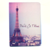 Eiffel Tower Retro Pu Leather Case for ipad 6