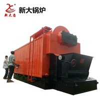 SZL Double Drum biomass Coal fired 8 ton, 10 ton Water Tube Boiler hot sale
