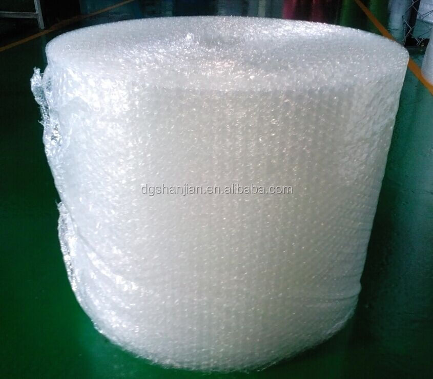 Transparent Cushioning Wrap, Bubble Foam Packaging Film