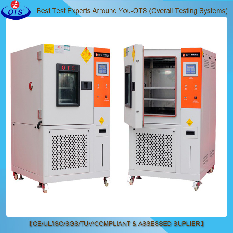 CE Certification Criterion Portable Test Chambers Table Top Temperature and Humidity Testing chamber