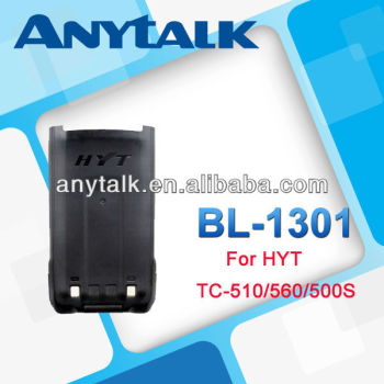 HYT TC-500S BL-1301 1300mAh Li-ion battery