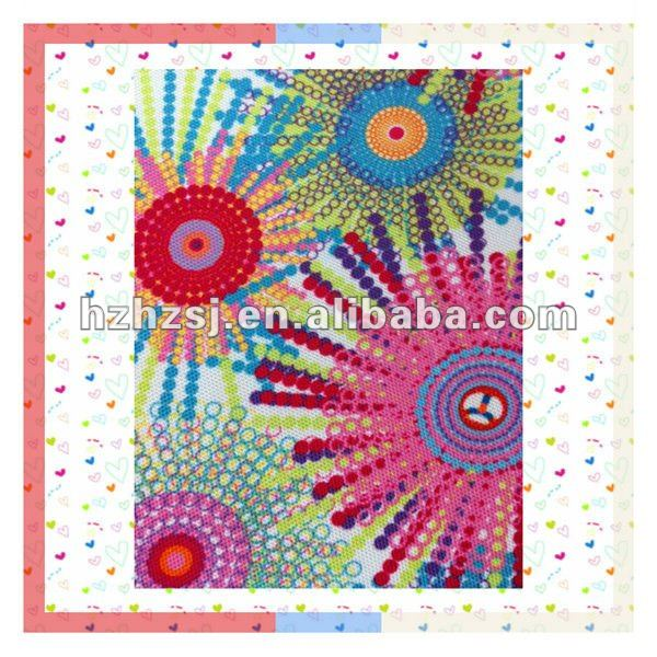2012 new design fabric printed pattern