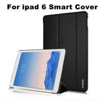 XUNDD Simple Fashion Series 3 Fold Smart Cover Leather Tablet Case For Ipad Air 2
