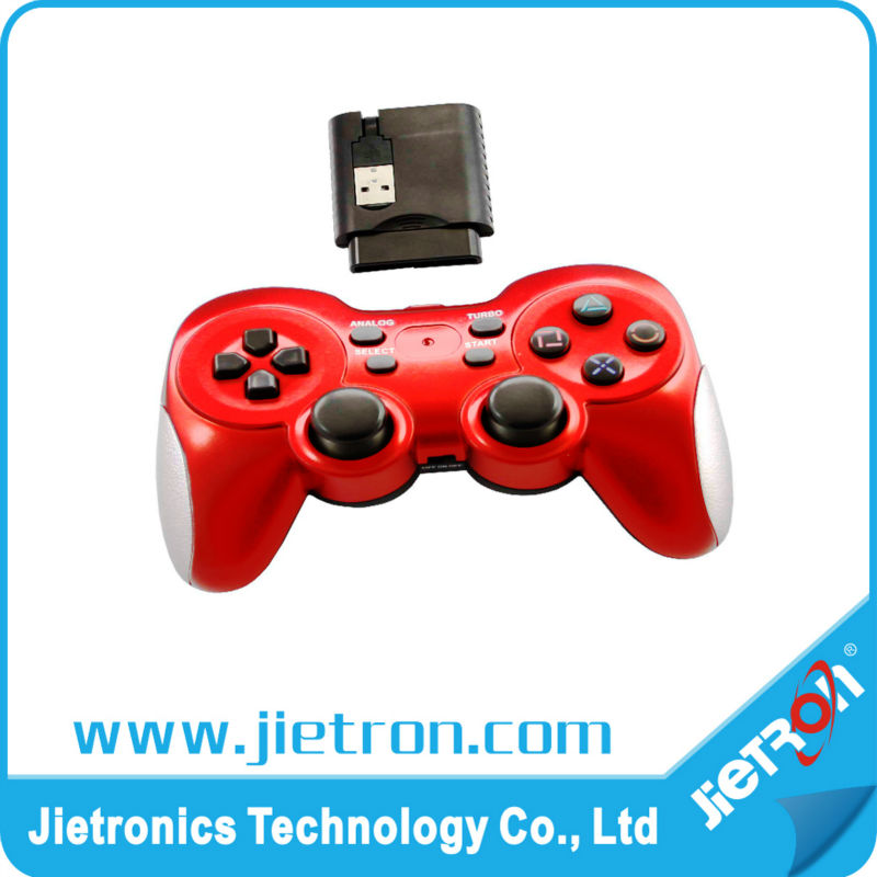 Wireless 3 in 1 Game Controller for PC/ps2/ps3 (JT-0111044)