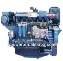 400hp marine diesel engine made by weichai power