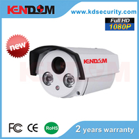 Classic Outdoor 1080P AHD Camera Bullet Housing 2MP led array waterproof IR CCTV Camera
