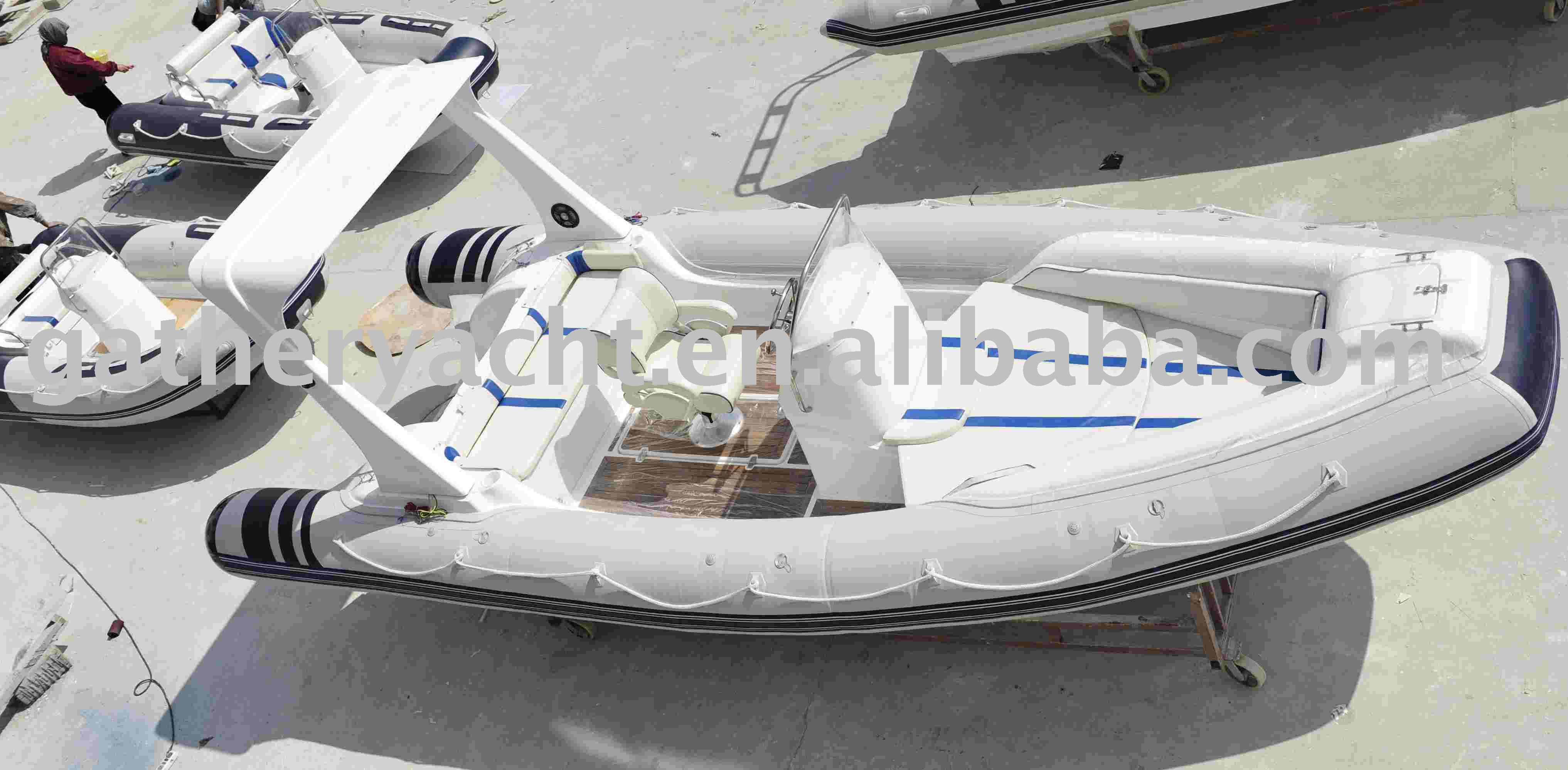 2012 NEW~Luxury Rib boat