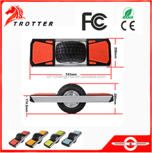 48V 1000W fashionable adults self balance electric scooter skateboard for sale