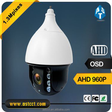 August Promotion Sony Design 27X Iptical Zoom PTZ Camera CMOS AHD 960P Mini IR Long Distance 150m AHD High Speed Dome Camera