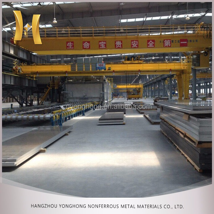 China Manufacturer Aluminium Sheet in Marine Grade for Boat Construction and Decoration