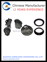 Metal stamped shock absorber parts