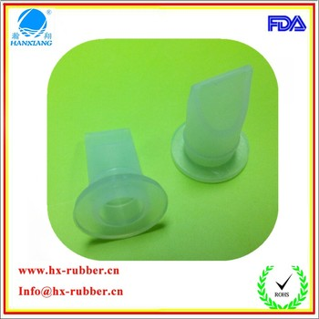 Chinese silicone duckbill gate valve/one way water check valve
