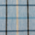 100% linen check fabric for shirt