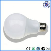 Dimmable e26 e27 6w 8w 10w 12w soft white light bulb vs daylight