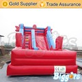 Cheap Inflatable Water Slides Used With Pool