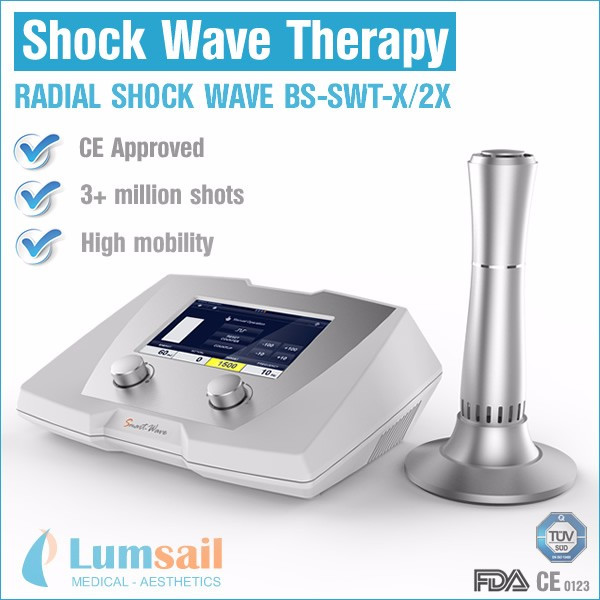 Chiropractic Injury therapy shockwave machine / equipment for Shoulder Injuries