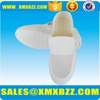 White Workman Esd Safety Shoes Manufacturer