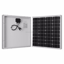 High Quality 50 Watts Mono Solar Panel With Frame For 50w 18v Solar Panel Battery Charging