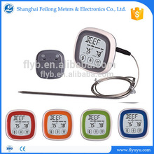 OVEN & BBQ digital instant-read ir thermometer stainless steel probe