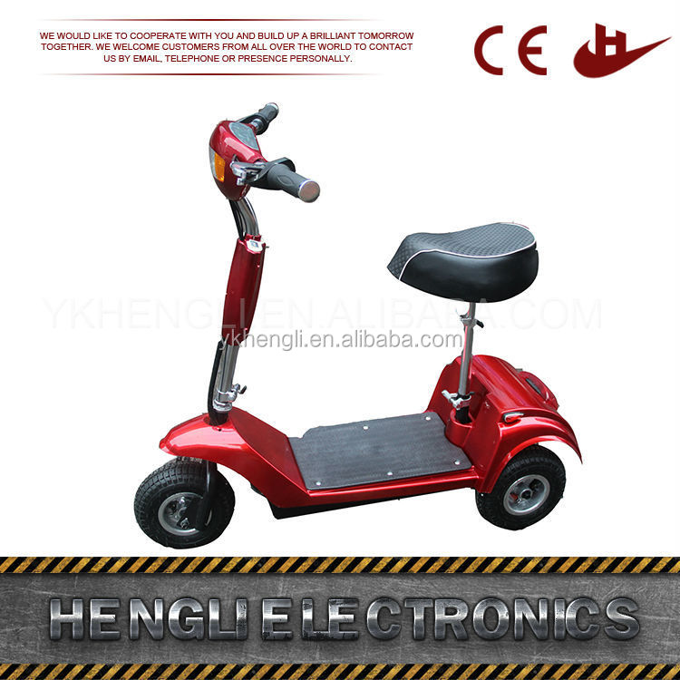 Good reputation factory price electric scooter with german motor