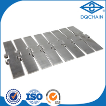 Multy-type optional chain conveyor flat top parts made in China ,conveyor flat top chain lubrication