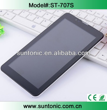 "Most reasonable 3g tablet pc 7"" with mtk 8377 dual sim card slot and GPS"