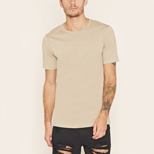 Guangzhou city apparel mens clothing blank t shirts stretch cotton t shirt with your own design
