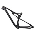 "2018 New Coming carbon EPS mtb frame 29er boost disc brake frame max tire 2.35"" thru axle 148 *12mm 29 inch plus mountain bikes"