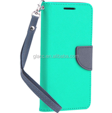 Hot Sale Phone Cases Fold Stand Cover Premium Leather Wallet Pouch with Card Slots For ZTE Tempo N9131/Fanfare