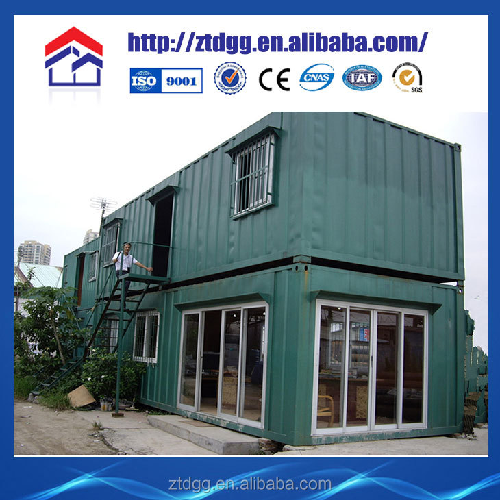 European Design Low Cost Portable Dwellings From China Manufacturer