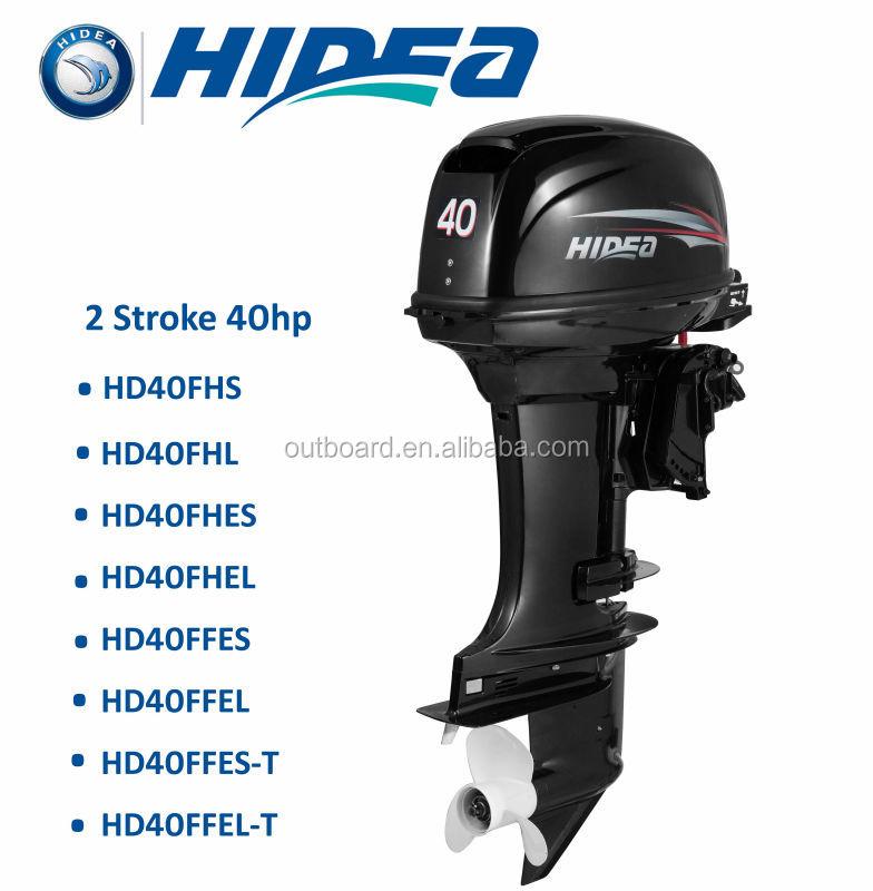 Usato 2 Tempi Motore Fuoribordo 40hp Motore Di Barca Id