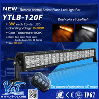 Y&T's subsidiary factory experience high power auto led flash light bar automotive clights bar light truck light with switch