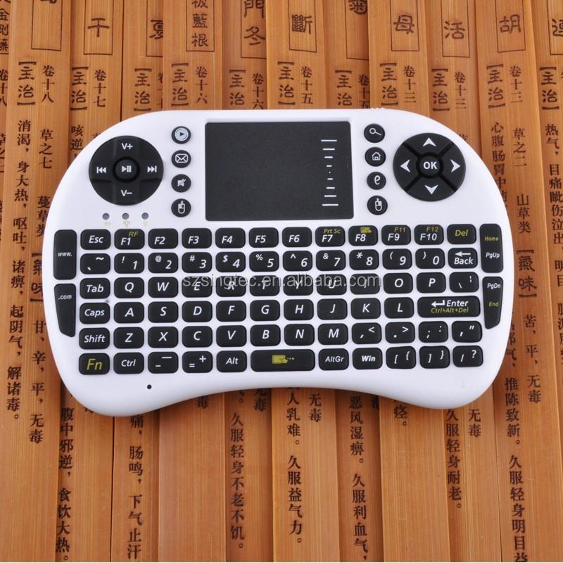 rii i8 mini 2.4 ghz wireless touchpad keyboard manual