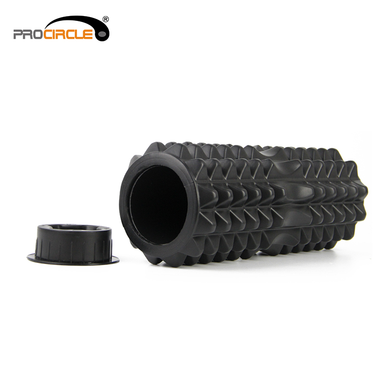 New Design Deep Tissue Massage Spiky Exercise Yoga Foam Roller