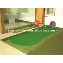 Portable Mini Golf Artificial Grass Golf Practice Putting Mat