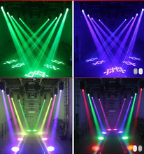 Professional Disco Beam Gobo Rotating Moving Head stage Light