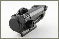 HD-6 M4 red/ green dot illuminated laser sight scope for hunting