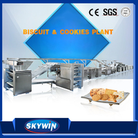 2016 SKYWIN Brand European and US designed Biscuit Machine