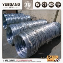 Explosion recommended +12 guage galvanized wire for agriculture
