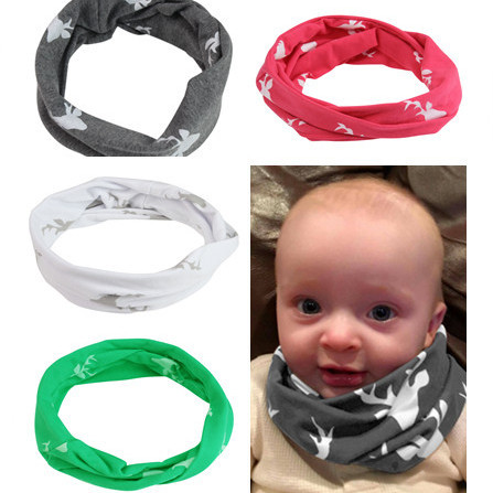 NEW Baby Cotton scarf Soft Kids Toddler Triangle Scarf Accessories Infant baby accessory scarf