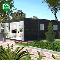mobile Vacation Container House Holiday Hotel design