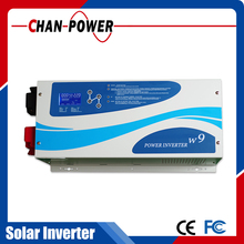 CHANPOWER High frequency Modified sine wave high efficiency hybrid Solar power Inverter for home/office system