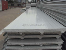 light weight eps sandwich wall and roof panel