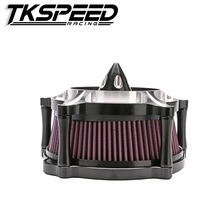 Motorcycle Air Cleaner Intake Filter Road King gliding 01-07 Soft tail Dana96-15