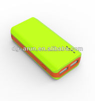 Factory Supply OEM Brand New Wholesale Mobile 6000mah Portable Mobile Power Bank