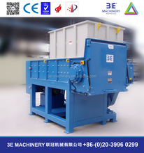 High Efficient of 3E's Plastic recycling machine/Waste plastic crushing machine, get CE Marking