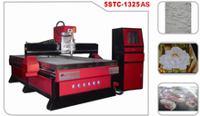 cnc router 2d 3d engraving machine for wood relief TC-1325A