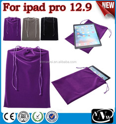 Top quality Crazy Selling canvas bag for ipad